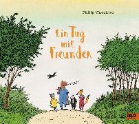 Cover-Bild zu Ein Tag mit Freunden von Waechter, Philip