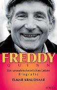 Cover-Bild zu Freddy Quinn von Kraushaar, Elmar