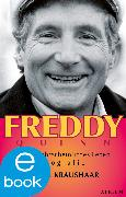 Cover-Bild zu Freddy Quinn (eBook) von Kraushaar, Elmar