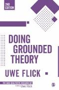 Cover-Bild zu Doing Grounded Theory (eBook) von Flick, Uwe