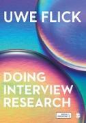 Cover-Bild zu Doing Interview Research (eBook) von Flick, Uwe