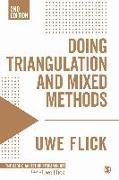 Cover-Bild zu Doing Triangulation and Mixed Methods (eBook) von Flick, Uwe