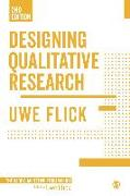 Cover-Bild zu Designing Qualitative Research (eBook) von Flick, Uwe