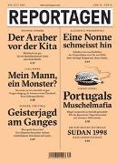Cover-Bild zu Reportagen #35 von Susanne, Donner
