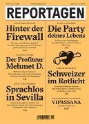 Cover-Bild zu Reportagen #41 von Kirchgessner, Kilian