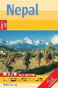 Cover-Bild zu Nelles Gids Nepal (eBook) von Huber, Jürgen
