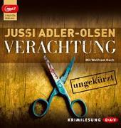 Cover-Bild zu Verachtung. Der vierte Fall für Carl Mørck, Sonderdezernat Q von Adler-Olsen, Jussi