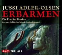 Cover-Bild zu Erbarmen. Der erste Fall für Carl Mørck, Sonderdezernat Q von Adler-Olsen, Jussi