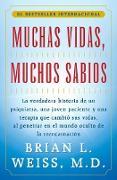 Cover-Bild zu Muchas Vidas, Muchos Sabios (Many Lives, Many Mast (eBook) von Weiss, Brian L.