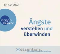 Cover-Bild zu Ängste verstehen und überwinden von Wolf, Doris