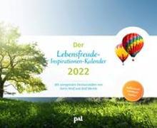 Cover-Bild zu Wolf, Merkle Der PAL-Lebensfreude-Inspirationen-Kalender 2022 von Wolf, Doris