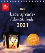 Cover-Bild zu Der Lebensfreude-Adventskalender 2021 von Günther, Maja (Beitr.)