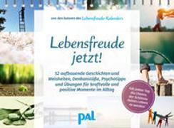 Cover-Bild zu Lebensfreude jetzt! von Günther, Maja (Hrsg.)