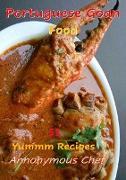 Cover-Bild zu Portuguese Goan Food (001) (eBook) von Chef, Anonymous