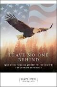 Cover-Bild zu Leave No One Behind (eBook) von Anonymous