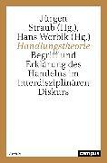 Cover-Bild zu Handlungstheorie (eBook) von Straub, Jürgen (Beitr.)