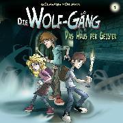 Cover-Bild zu 01: Das Haus der Geister (Audio Download) von Hohlbein, Wolfgang