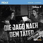 Cover-Bild zu Die Jagd nach dem Täter, Vol. 5 (Audio Download) von Schöberl, Jochen