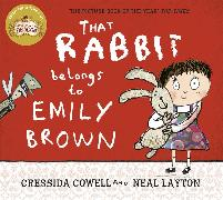 Cover-Bild zu That Rabbit Belongs To Emily Brown von Cowell, Cressida