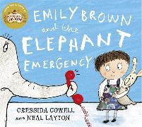 Cover-Bild zu Emily Brown and the Elephant Emergency von Cowell, Cressida