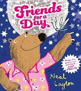 Cover-Bild zu Friends for a Day von Layton, Neal