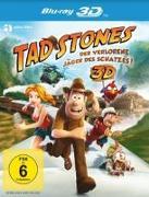 Cover-Bild zu Tad Stones - Der verlorene Jäger des Schatzes! von Fernández, Verónica
