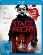 Cover-Bild zu Stage Fright von Sable, Jerome