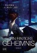 Cover-Bild zu Ein einziges Geheimnis von Ahrnstedt, Simona