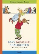 Cover-Bild zu Neue Karlchen-Geschichten von Berner, Rotraut Susanne