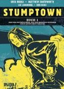 Cover-Bild zu Stumptown. Band 1 von Rucka, Greg