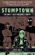 Cover-Bild zu Stumptown Vol. 4, 4: The Case of a Cup of Joe von Rucka, Greg