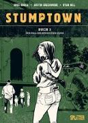 Cover-Bild zu Stumptown. Band 3 von Rucka, Greg