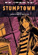Cover-Bild zu Stumptown. Band 2 (eBook) von Rucka, Greg