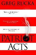 Cover-Bild zu Patriot Acts (eBook) von Rucka, Greg
