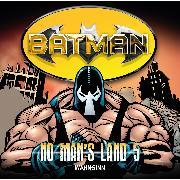 Cover-Bild zu Batman, No Man's Land, Folge 5: Wahnsinn (Audio Download) von Rucka, Greg