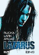 Cover-Bild zu Lazarus Bd. 1: Die Macht der Familien (eBook) von Rucka, Greg