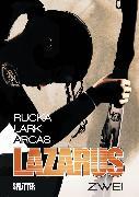 Cover-Bild zu Lazarus Bd. 2: Der Treck der Verlierer (eBook) von Rucka, Greg