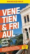 Cover-Bild zu MARCO POLO Reiseführer Venetien, Friaul, Verona, Padua, Triest (eBook) von Dürr, Bettina