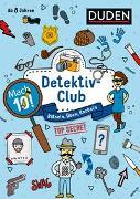 Cover-Bild zu Mach 10! Detektivclub - Ab 8 Jahren von Eck, Janine