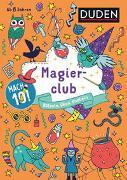 Cover-Bild zu Mach 10! Magierclub - Ab 8 Jahren von Offermann, Kristina