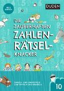 Cover-Bild zu Die zauberhaften Zahlenrätselknacker (Band 10) von Eck, Janine