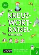 Cover-Bild zu Die Kreuzworträtselknacker - ab 8 Jahren (Band 3) von Eck, Janine