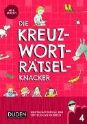 Cover-Bild zu Die Kreuzworträtselknacker - ab 8 Jahren (Band 4) von Eck, Janine