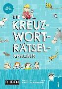 Cover-Bild zu Die Kreuzworträtselknacker - ab 7 Jahren (Band 1) von Eck, Janine