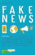 Cover-Bild zu Carlsen Klartext: Fake News von Kuhla, Karoline