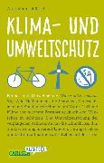 Cover-Bild zu Carlsen Klartext: Klima- und Umweltschutz (eBook) von Reumschüssel, Anja