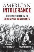 Cover-Bild zu American Intolerance (eBook) von Bartholomew, Robert E.