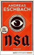 Cover-Bild zu XXL-Leseprobe: NSA - Nationales Sicherheits-Amt (eBook) von Eschbach, Andreas