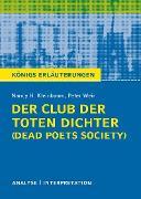 Cover-Bild zu Der Club der toten Dichter (Dead Poets Society) (eBook) von Kleinbaum, Nancy H.