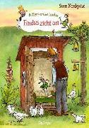 Cover-Bild zu Findus zieht um
